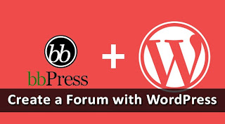 Create a Forum with WordPress
