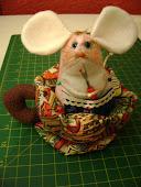 raton costurero