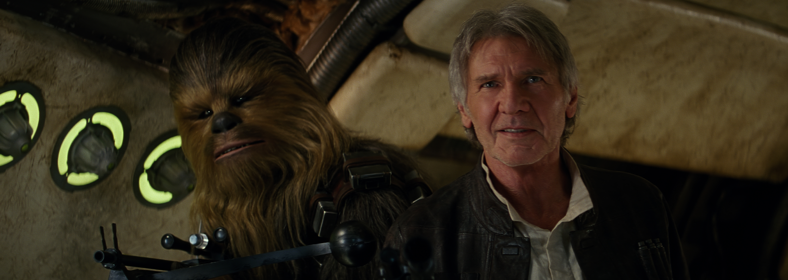 Star Wars: The Force Awakens - First Trailer