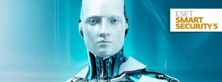 Eset Nod32 Antivirus , Smart Security 4,5 and 6 2013