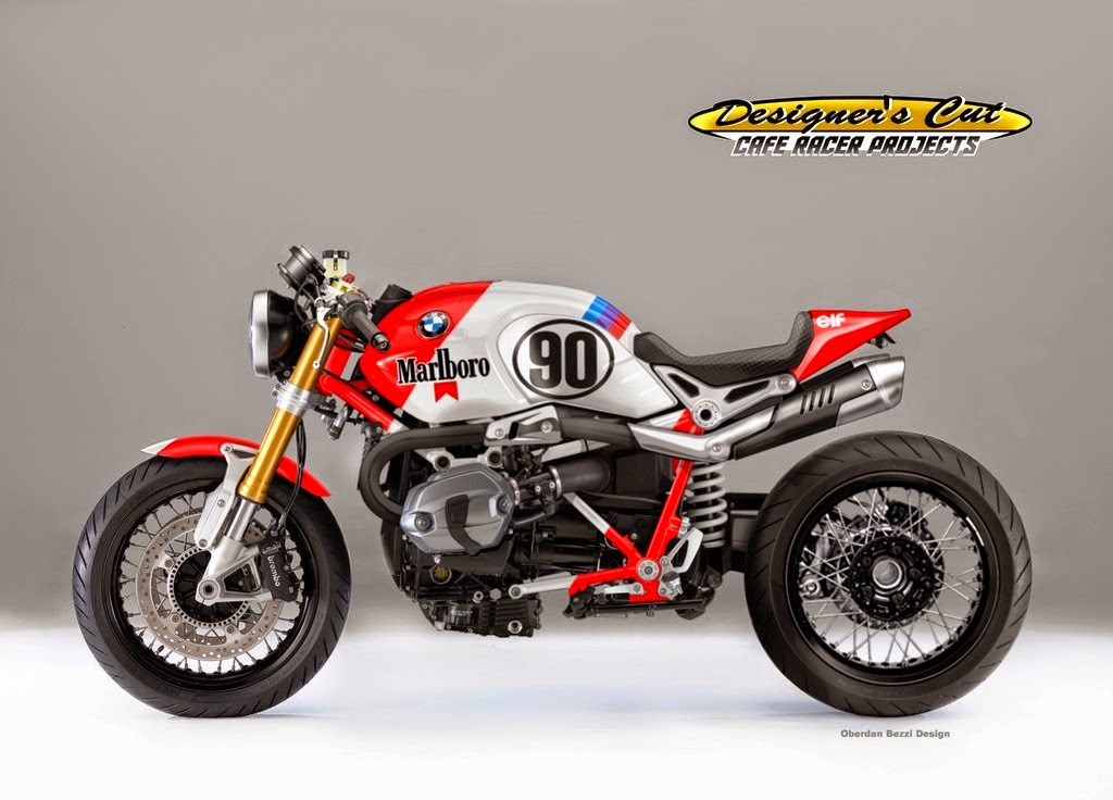 Racing Caf 232 Caf 232 Racer Concepts Bmw R Ninet Series 1