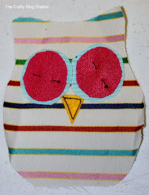 How to Sew a Stuffed Owl