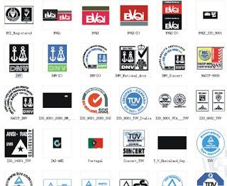 Vector Certification Logo, logo vector, vector, logo, logo tuv, tuv reinland, tuv logo, certificate, frame certificate, templates logo vector