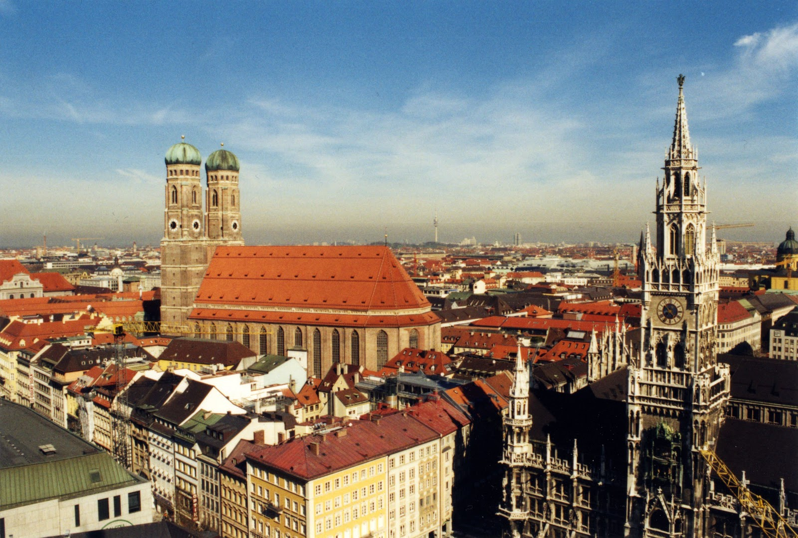 frankfurt münchen