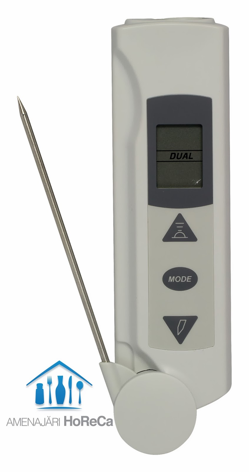Termometru Infrarosu cu Sonda, Termometru Bucatarie, Pret Termometru, Accesorii Bucatarie