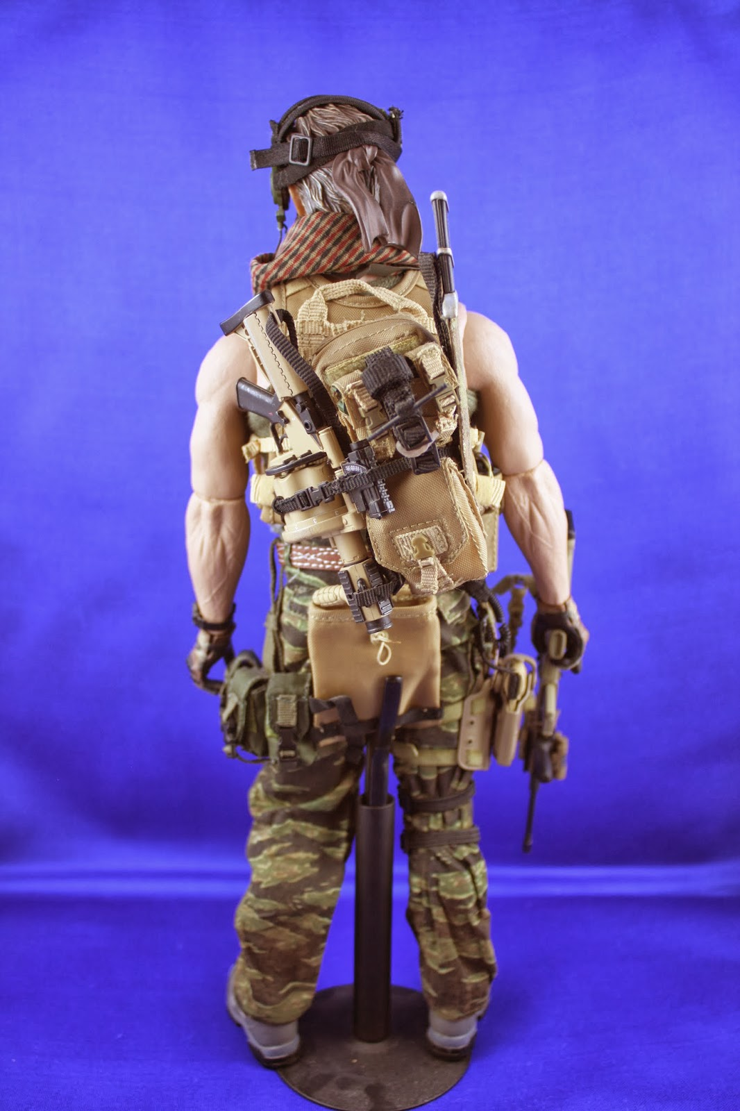 my love 4 toys  1st sfod-d delta force team leader