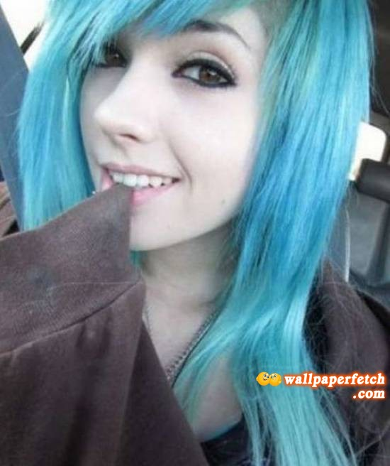 Brilliant  Curly Emo Hairstyle Httpbestpickrcomlongemohairstyles