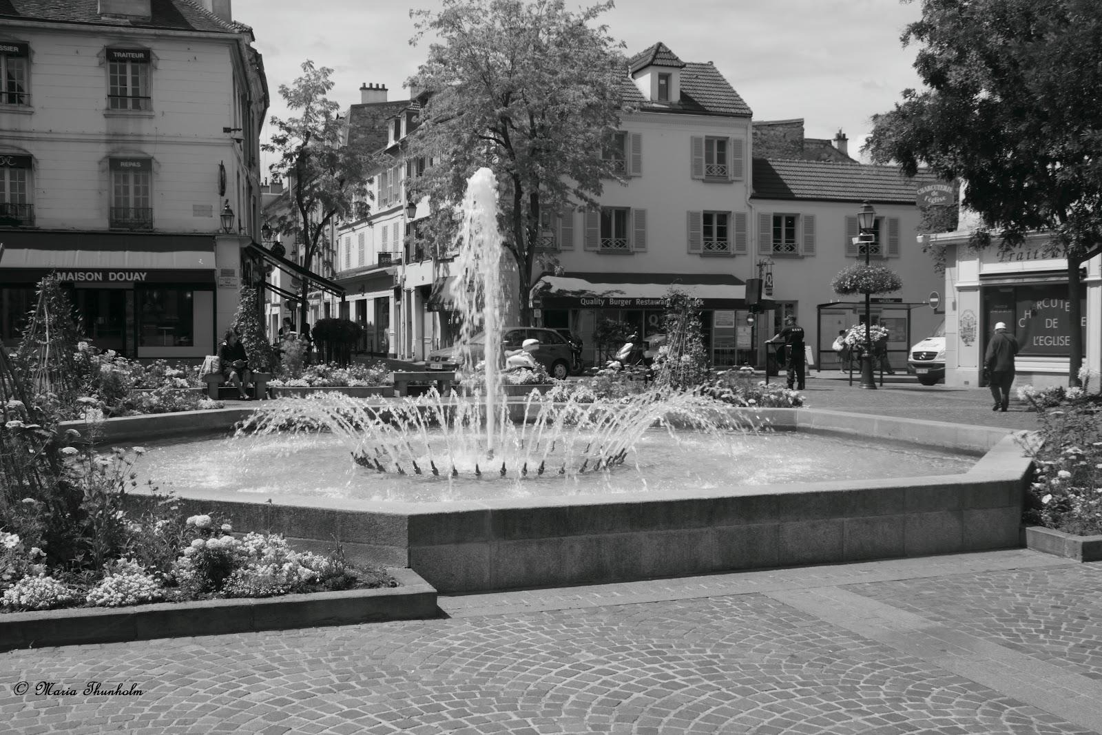 Que de mes photos le centre ville de rueil malmaison - Piscine rueil malmaison ...