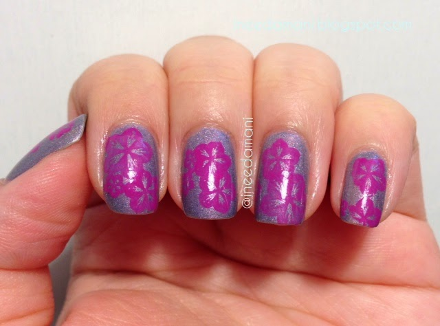 layla softouch effects #3 stone sakura nails