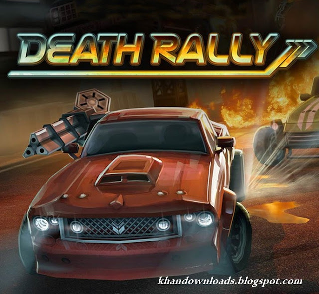 Death Rally Full Version PC Game