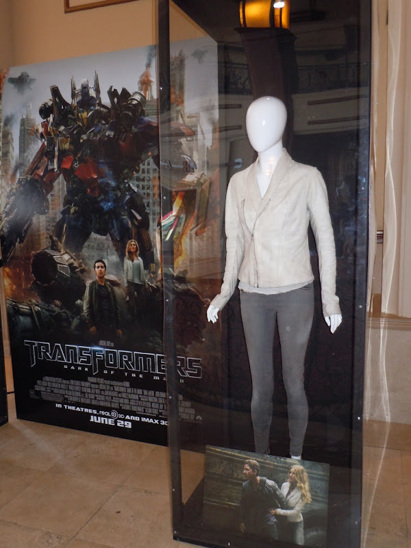 Transformers 3 Rosie Huntington-Whitely movie costume