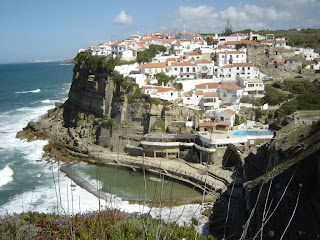 (Portugal) – Visiting Azenhas do Mar