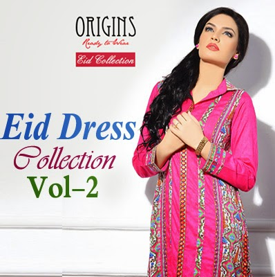 Origins Eid Dress Collection