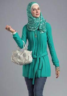 Model Baju Busana Muslim Wanita Terbaru