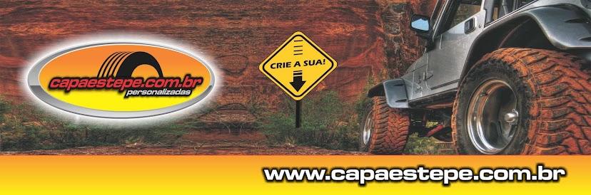 CAPAESTEPE.COM.BR - CAPA PARA ESTEPE PERSONALIZADA