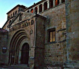 Colegiata de Santa Juliana - Santillana del Mar - Cantabria-