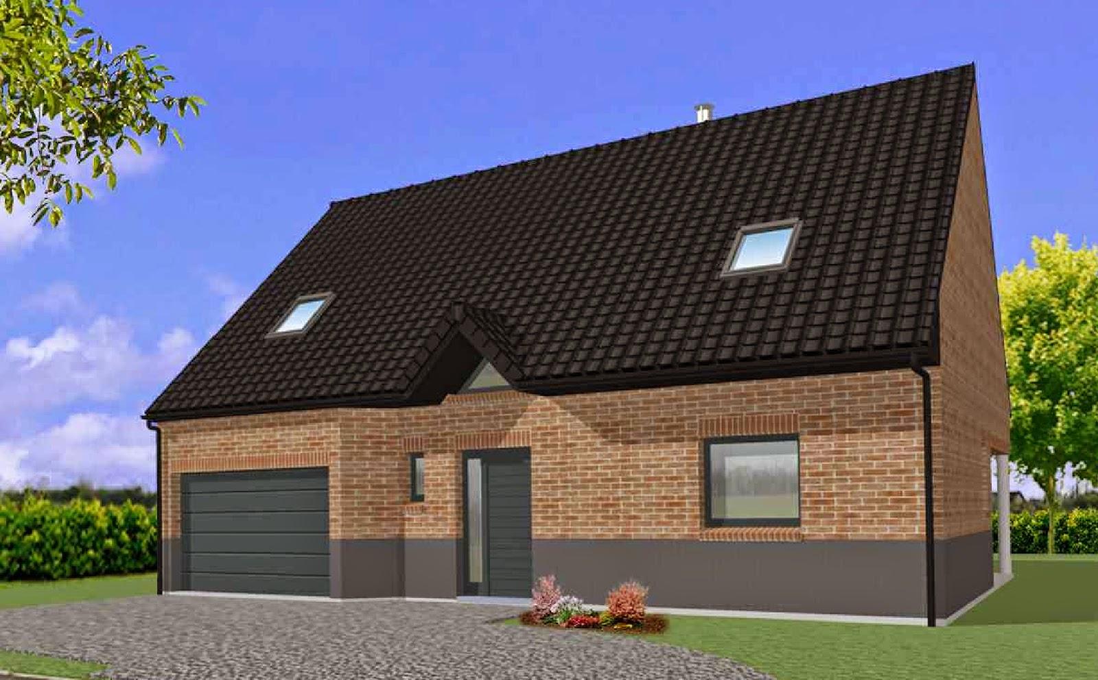 Maison-Familiale LILLE: FOURNES En WEPPES - Etage à Combles - 129 m²