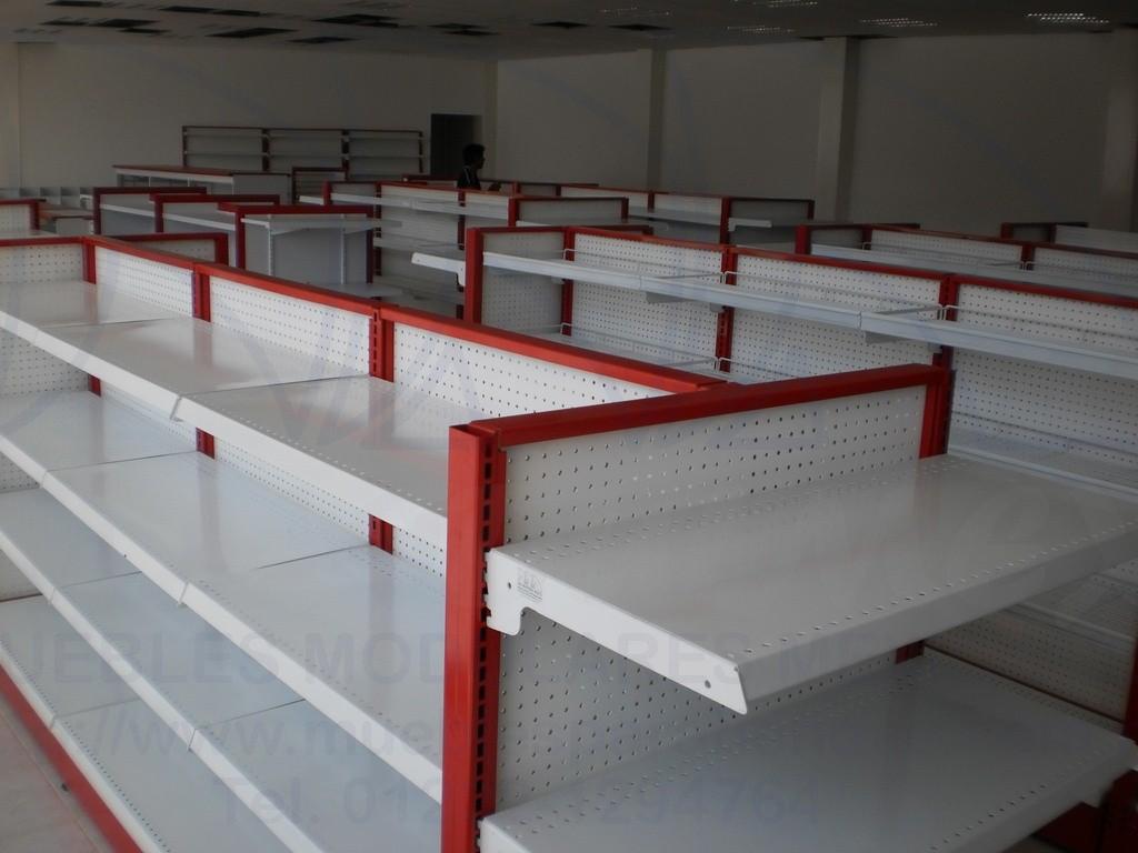 Estanteria metalica muebles metalicos y anaqueles metalicos - Muebles de chapa metalica ...