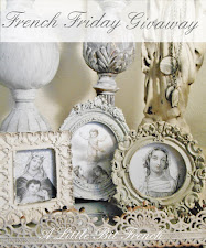 French Friday Giveaway