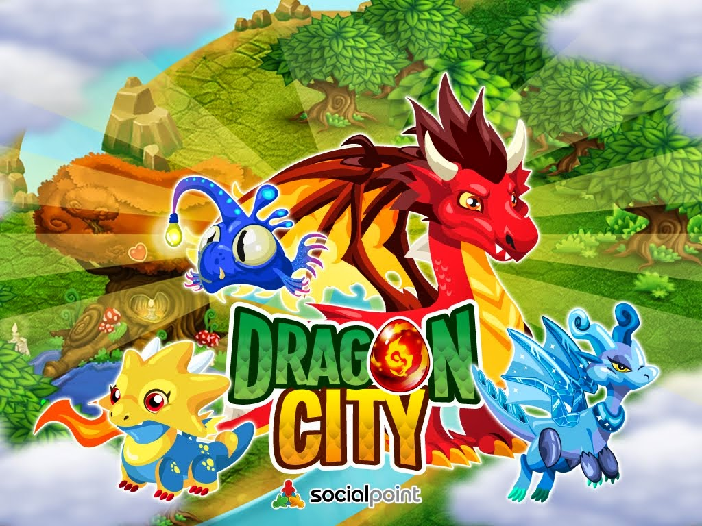 dragon city mais