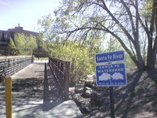 Santa Fe River Trail