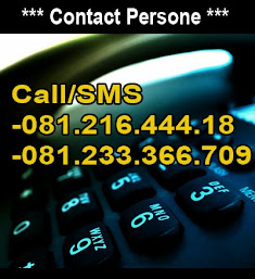 CONTACT PERSONE :