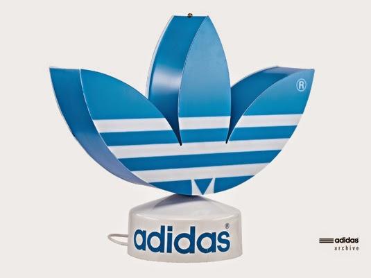 Sejarah Panjang Logo Adidas Orkha Creative Gambar Keren