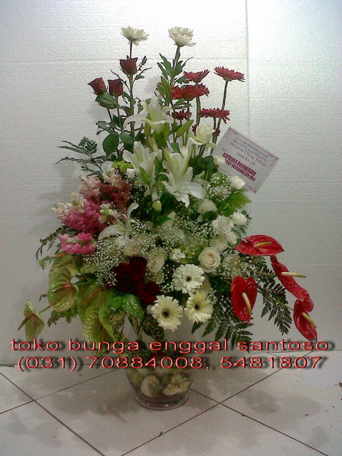 bunga meja untuk ucapan ulang tahun