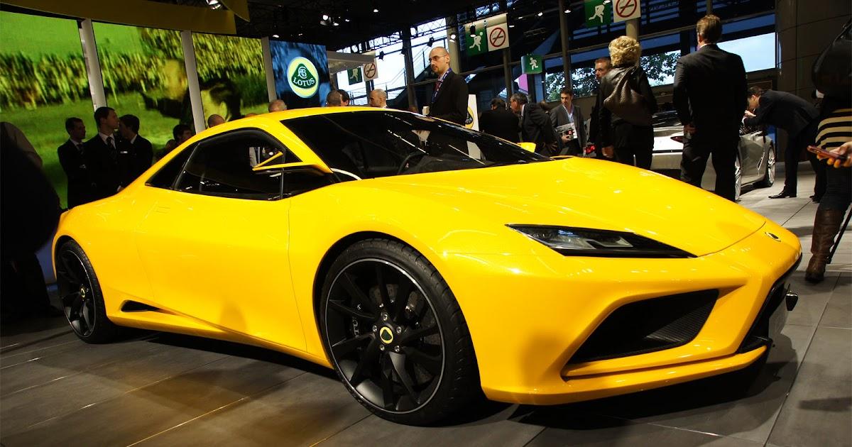 2010 Lotus Elan Concept Car News And Show