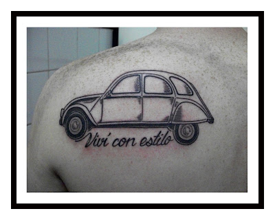 CITROEN-TATTOO