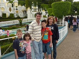 It's a Small World - one of Katie's favorites