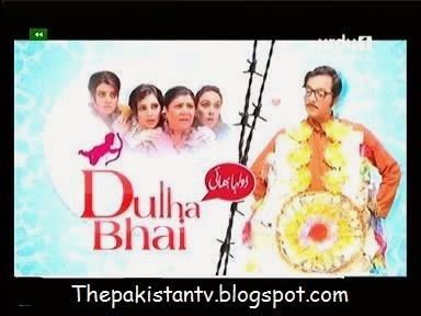 Dulha Bhai - Episode 4 - 22 June 2013 On Urdu 1
