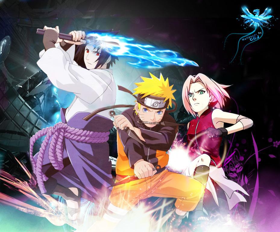 Naruto Vf Wallpapers Team Kakashi Naruto Shippuden