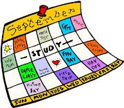 Pupil's Calendar