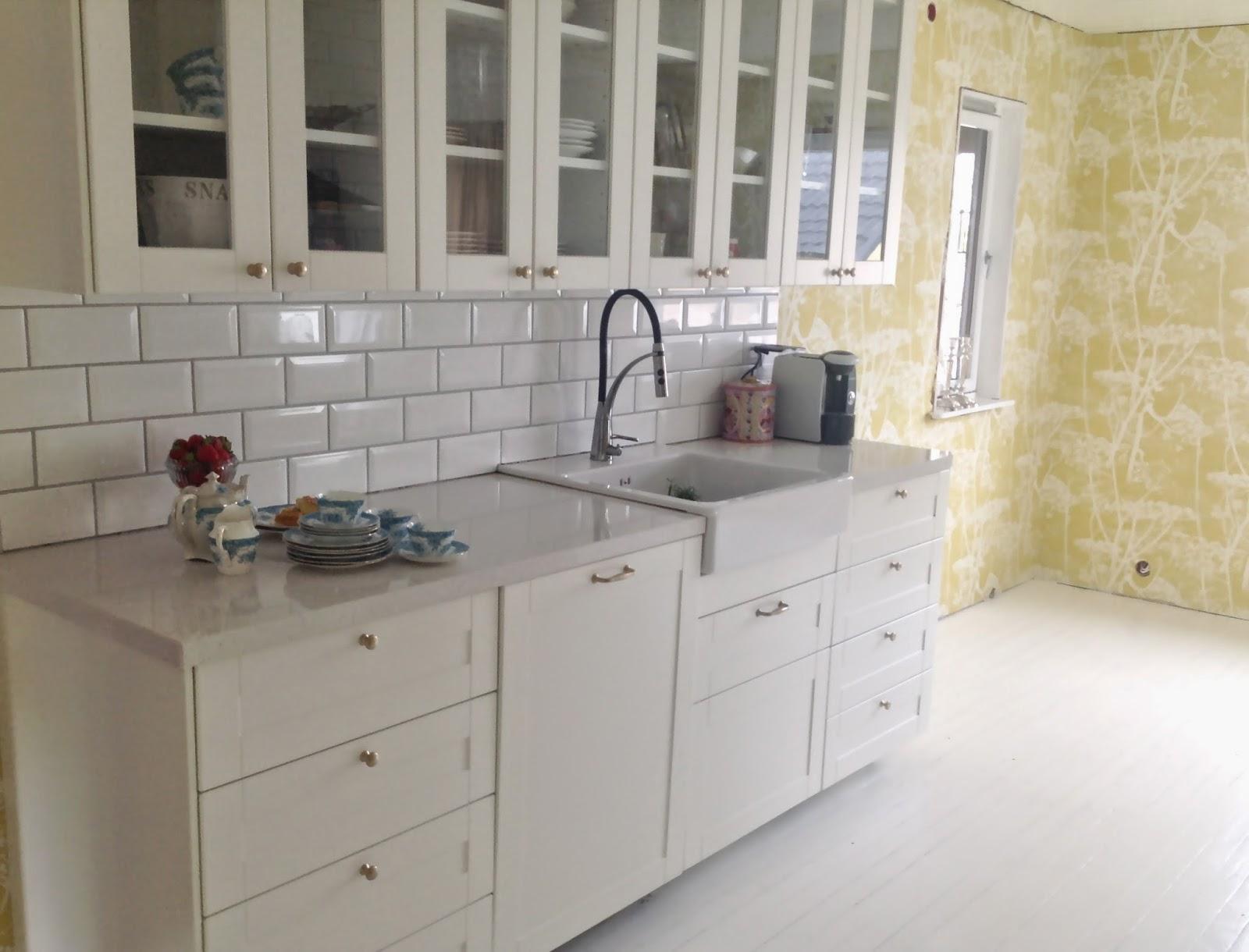 All of Irina: Før og etter bilder av kjøkkenet