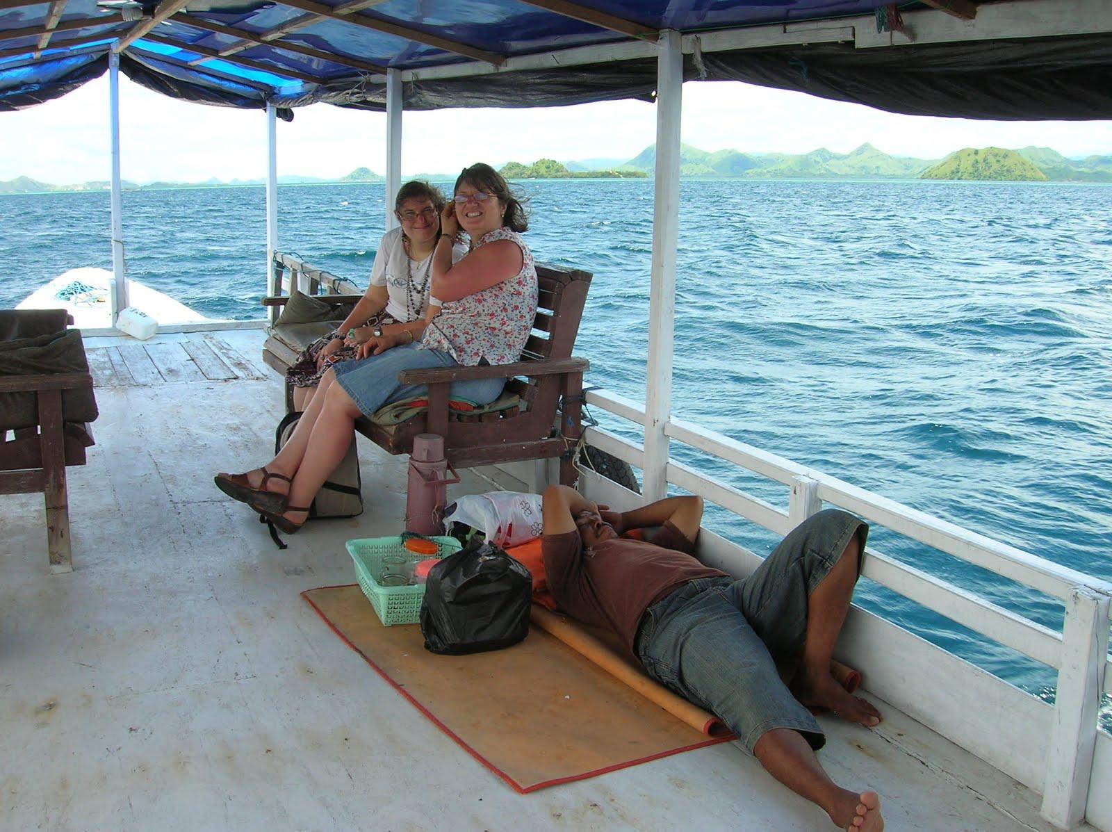 Parque Nacional de Komodo,Isla de Ricla, Isla de Flores, vuelta al mundo, round the world, La vuelta al mundo de Asun y Ricardo