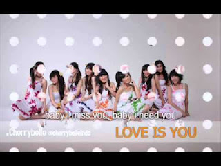 Lyrics and Video 'Love Is You' Cherry Belle