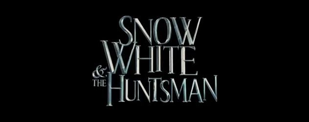 Snow Wite and the huntsman June 2012 film title