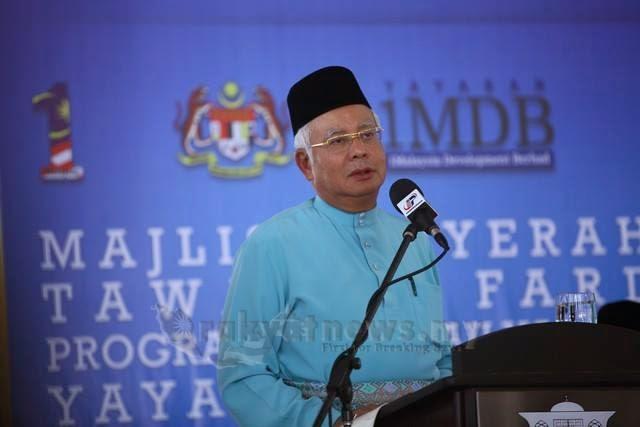 1MDB Najib dan Politik Pembangkang