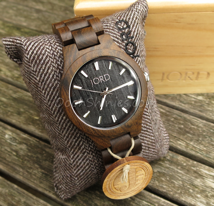 JORD Fieldcrest Dark Sandalwood