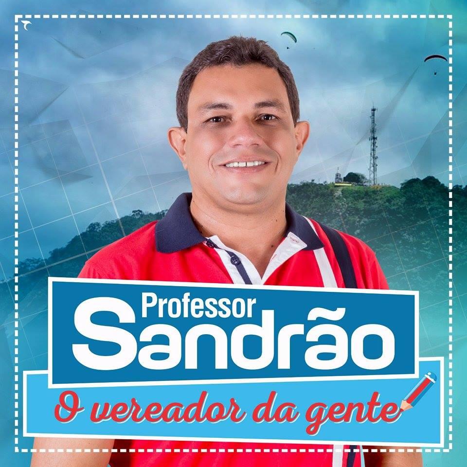 PROFESSOR SANDRÃO - VEREADOR