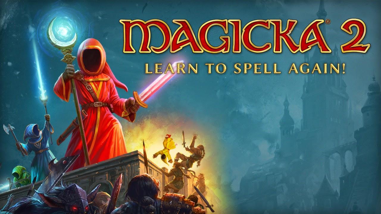 Spesifikasi PC Untuk Magicka 2 (Paradox Interactive)