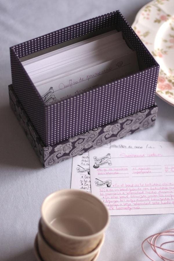 Ro Guaraz · caja de recetas · 01 · entrada