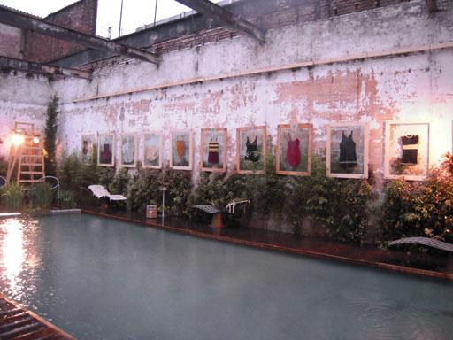 Bambalina feria del mueble de mil n 2012 - Feria del mueble de milan ...