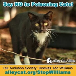 Dismiss Audubon Society Cat Hater
