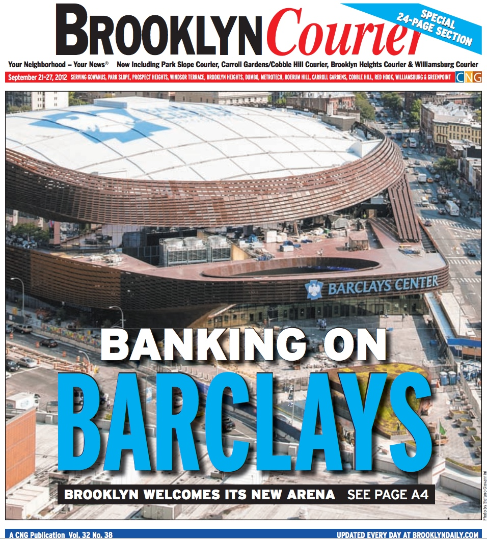 A word of pride, and thanks • Brooklyn Paper