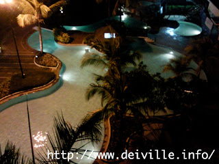 Widus Resort At Night 1