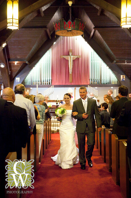 wedding long beach all saints church