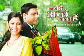 Bade Acche Lagte Hai 8th Febuary 2014 Full Episode Watch online