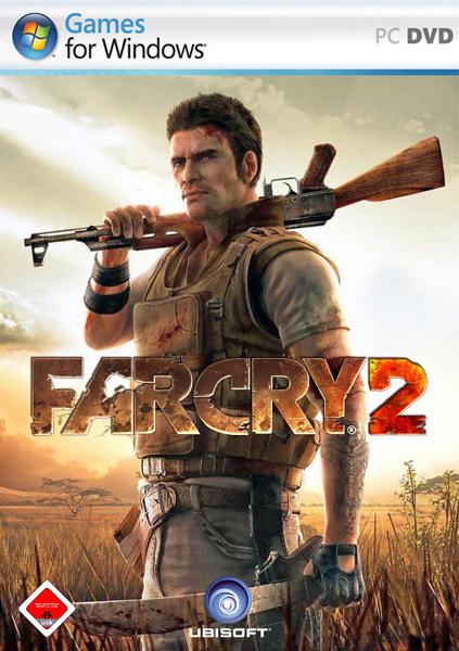 Far cry 2 pc portada